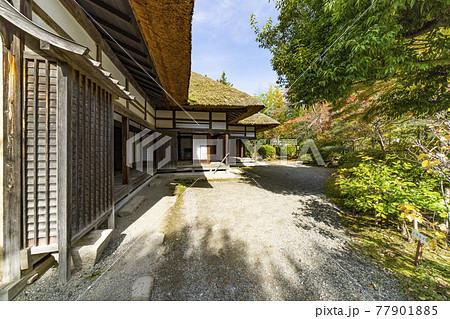 会津武家屋敷 旧中畑陣屋 77901885