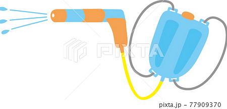 可愛いリュック型水鉄砲 77909370