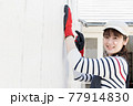 DIY 若い女性 77914830