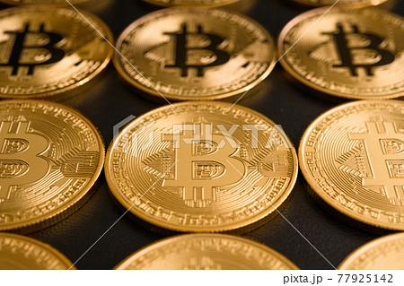 ビットコイン 77925142