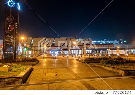 福知山駅 夜景イメージ 77926174