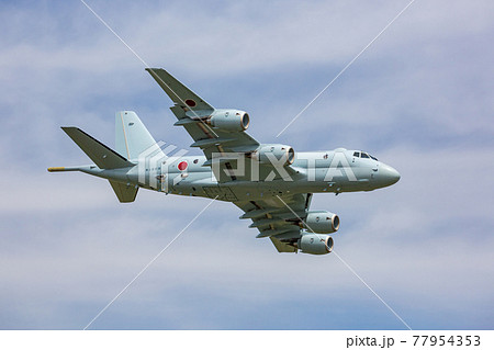国産の最新鋭 P-1哨戒機のフライト(綾瀬市・神奈川) 77954353
