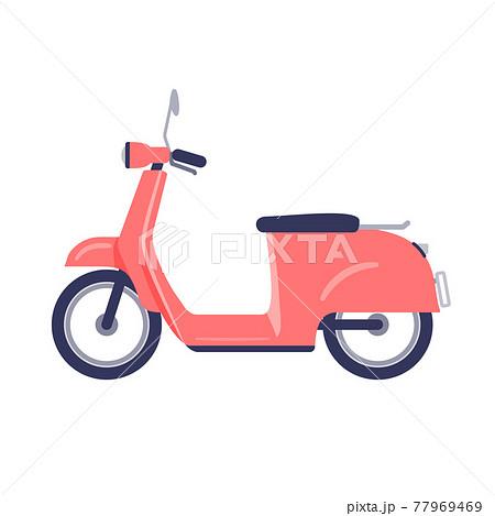 スクーターバイク 77969469