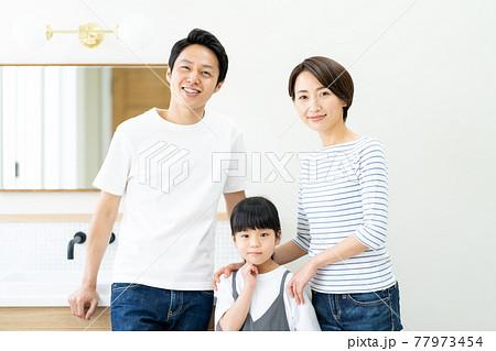 親子 ライフスタイル 洗面台 77973454