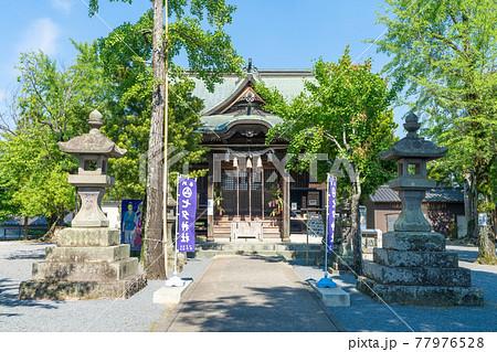 七夕神社(媛社神社) 福岡県小郡市(パワースポット) 77976528