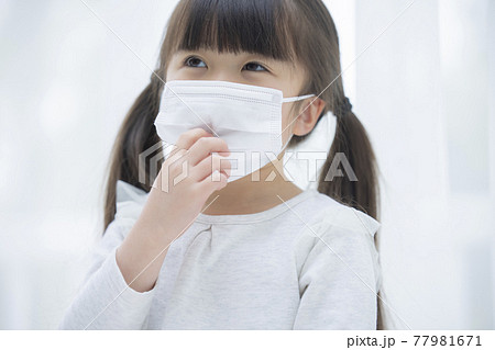 マスク 子供 77981671