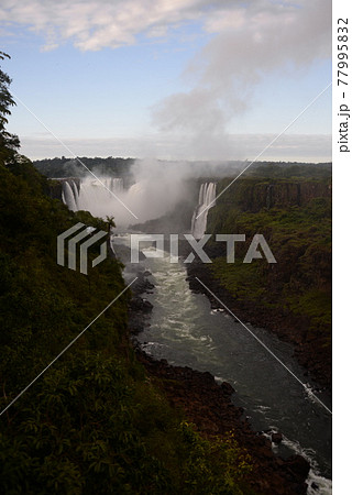 イグアスの川 77995832