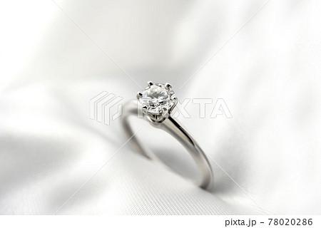 幸せな結婚式で使う指輪 78020286