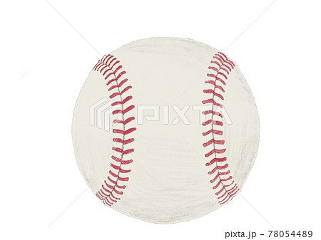 野球ボール 78054489