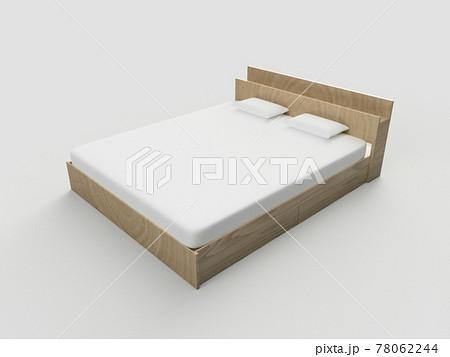 大きいベッド 78062244