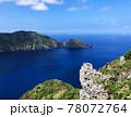 世界自然遺産 小笠原諸島の海 78072764
