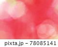 スイカ色の背景素材 和紙水彩風 78085141