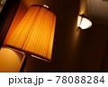 スタンド 雰囲気のある室内の電気スタンド 洋風 レトロ  78088284