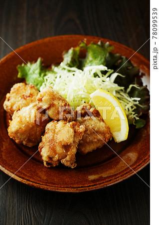 鶏のから揚げ 78099539