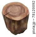 丸太 木材 78120092