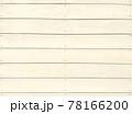 ビス止めした木目のあるアイボリー色の板張りの背景画像 78166200