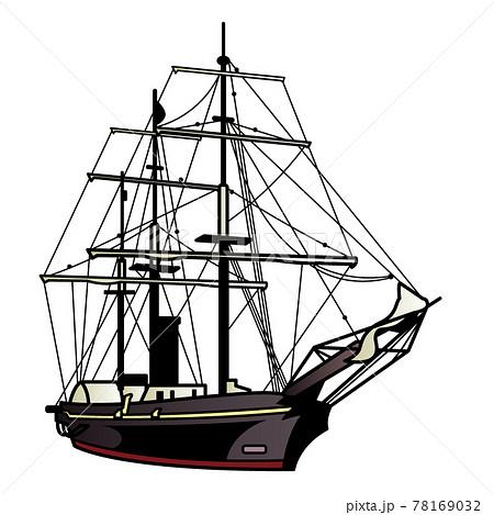 帆船 78169032