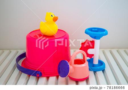 子供のお風呂のおもちゃ 78186666