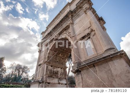 ローマの凱旋門 78189110