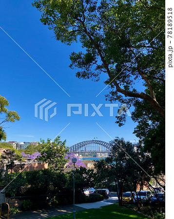 オーストラリアシドニーの青空と絶景 78189518