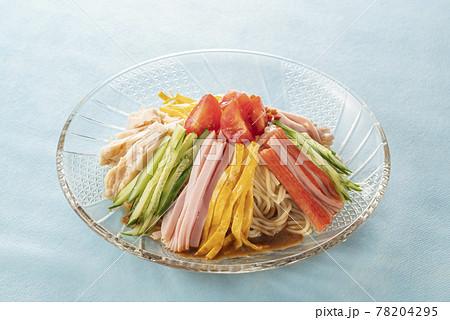 冷やし中華 冷麺 78204295