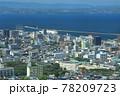別府市街(別府国際観光港) 78209723
