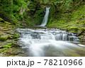三重県名張市の赤目四十八滝 五瀑「琵琶滝」 78210966