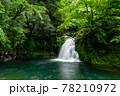 三重県名張市の赤目四十八滝 五瀑「千手滝」 78210972