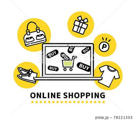 オンラインショッピング パソコン 78221303