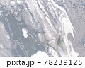 Grey plaster liquid texture. Abstract background. 78239125
