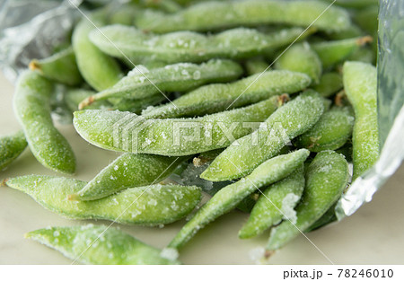 冷凍枝豆 冷凍野菜 枝豆 78246010