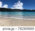 世界自然遺産の小笠原諸島 ボニンブルー 78260660