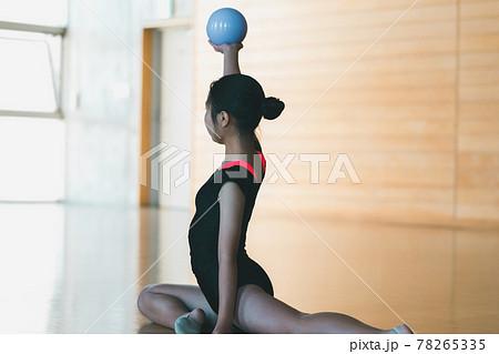 rhythmic gymnastics 78265335