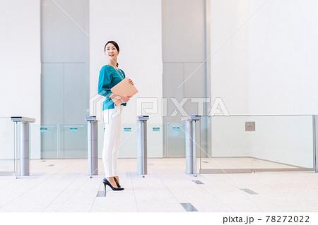 オフィスのビジネスウーマン 撮影協力「LINK FOREST」 78272022