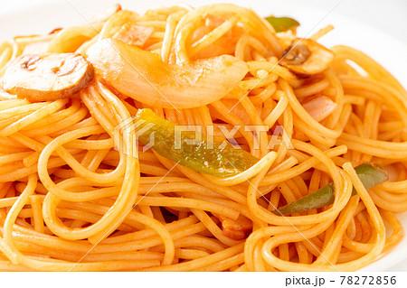 スパゲティ、ナポリタン。 78272856