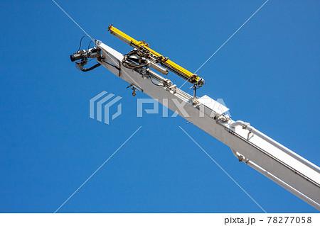 屈折放水塔車の放水銃(立川・東京) 78277058