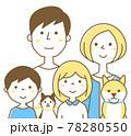 家族 二世代 78280550