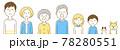 家族 三世代 78280551