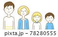 家族 二世代 78280555