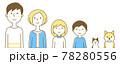 家族 二世代 78280556