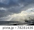 晴れ間 Beautiful clouds 78281436