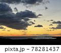 夕暮れ Beautiful clouds 78281437