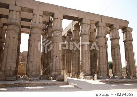 ルクソール神殿(エジプト) 78294058