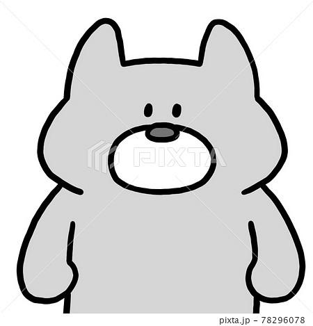 オオカミ 78296078