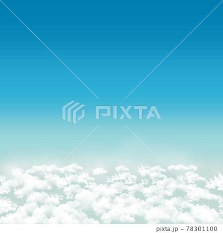 雲の上の空 78301100