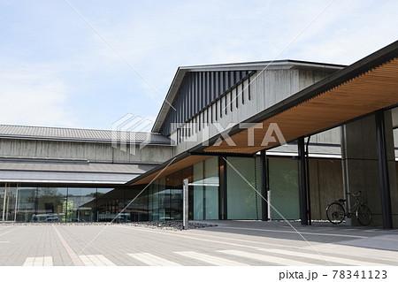 埼玉県さいたま市人形博物館の建物 78341123