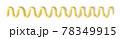 Mayonnaise splashes isolated on white, from above 78349915
