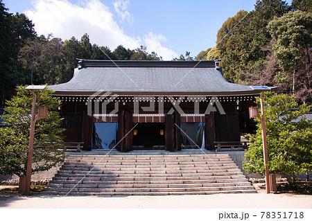 近江神宮の春2021 78351718