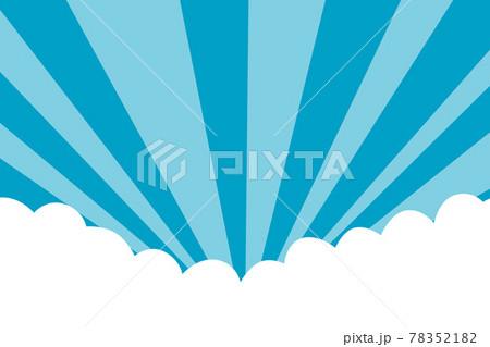 空と雲と放射線 78352182