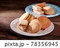 色々な焼き菓子 78356945